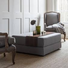 Coffee Table Or Ottoman - contemporary ottoman coffee table foter