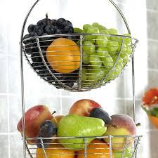 fruit basket stand two tier fruit basket australia 2 tier fruit basket stand two tier