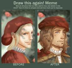Leonardo Meme - draw this again meme dd446 leonardo by blastedking on deviantart