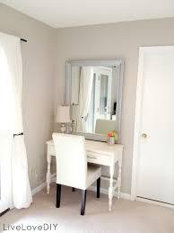 Bedroom Wall Vanity Small Vanity Bedroom Photos And Video Wylielauderhouse Com
