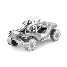 halo warthog fascinations metal earth 3d metal model diy kits unique gifts