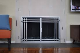 Ideas Fireplace Doors Awesome Ams Fireplace Doors Remodel Ideas Contemporary Living Room
