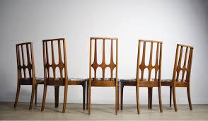 broyhill dining room sets private listing u2013 lane brutalist dining table set of 7 brasilia