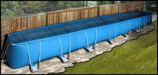 cost of a lap pool portable pools