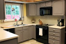 gray kitchen cabinet ideas best wall color for gray cabinets and brown kitchen two tone cabinet