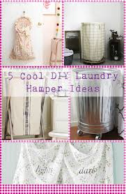 Pretty Laundry Hampers by Clothes Hamper Ideas Roselawnlutheran