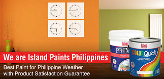 best paint for the philippine weather
