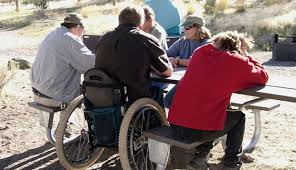 accessible picnic tables requirements and recommendations