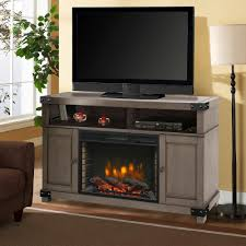 Electric Fireplace Entertainment Center Fireplace Tv Stands Electric Fireplaces The Home Depot