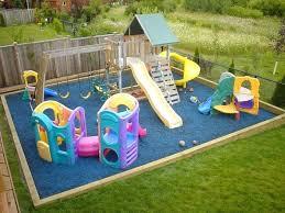 Backyard Ideas For Toddlers Backyard Playground Playground For Backyard Swing Sets