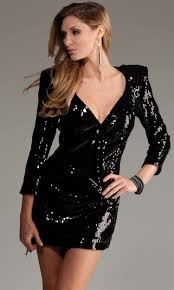 long sleeve mini dress dressed up