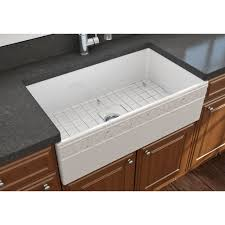 single bowl kitchen sink bocchi vigneto 33 in apron front fireclay single bowl kitchen sink