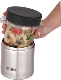 amazon com thermos 12 ounce food jar with microwavable container