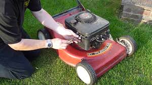 how to change a murray lawn mower filter in under a miniute youtube