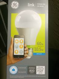 ge link light bulb ge link bulb won t pair new daylight model connected things