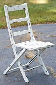 Shabby Chic Furnishings by Shabby Chic Folding Chairs Foter
