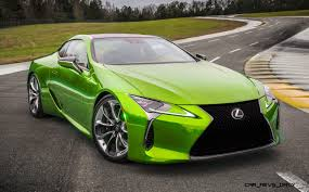 lexus convertible 2017 2017 lexus lc500 colors visualizer black chrome looks 150 shades
