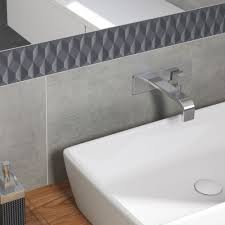 grey cubic border tiles tiles