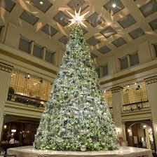 Oversized Christmas Decorations Commercial by Giant Everest Fir Christmas Tree With Led Lights 20 U0027 Giant