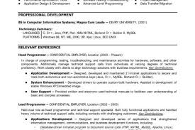 Resume Sample For Computer Programmer Gouverneurs De La Rosee Resume Answers To Algebra Homework Free