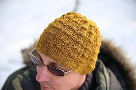 incredibly handsome winter hats for to knit or crochet