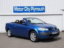 2005 renault megane dynamique vvt coupe cabriolet