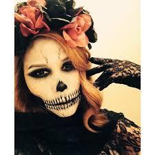 Dia De Los Muertos Costumes Dia De Los Muertos Costume Ideas For Grunge Girls Popsugar