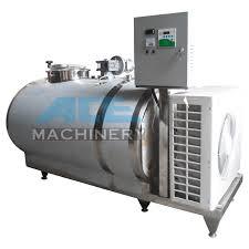design of milk storage tank milk cooling tank milk chiller price vertical milk chiller