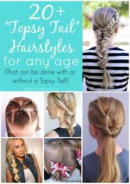 agerd hair styles 20 topsy tail hairstyles for any age babes in hairland