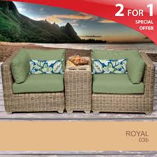 Outdoor Furniture 3 Piece by 3 Piece Patio Furniture Royal Outdoor Furniture