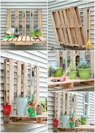64 best pallet ideas images on pinterest pallet gardening