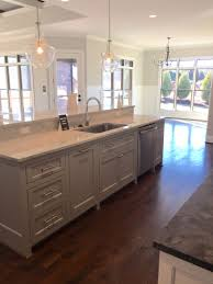 Kitchen Island With Sink And Dishwasher And Seating by I Want An Island So Ridiculously Massive That A Family Of Four