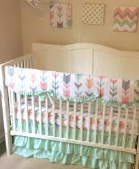 Rocket Ship Crib Bedding Decoration Leopard Comforter Set Bedding Collection