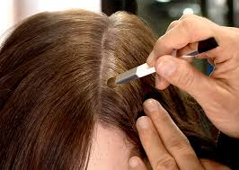 high lighted hair with gray roots how to cover roots with highlighted hair hairs picture gallery