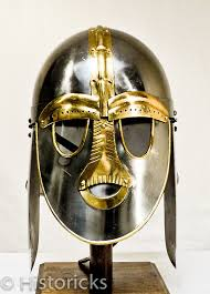 sutton hoo u0027anglo saxon u0027 helmet re enactment larp role play