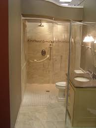 HandicappedAccessible And Universal Design Showers Traditional - Handicapped bathroom designs