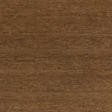 andersen a series interior color sample in mocha stain on pine