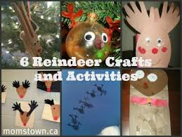 Kids Reindeer Crafts - 153 best christmas craft ideas decorations and activities for