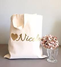bridal party tote bags custom tote bags tote bags glitter heart tote bags bridal party