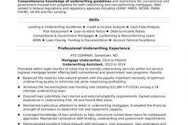 Resume For Insurance Underwriter Resume Cv Cover Letter Insurance Underwriter Resume Insurance