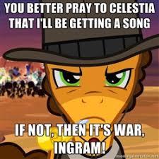 Meme Pony - weird al pony meme by ultimatedume1995 on deviantart