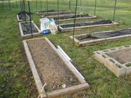 Pvc Raised Garden Bed - simple pvc irrigation system for raised beds