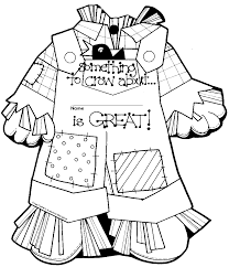 free scarecrow coloring pages u2013 fun for halloween