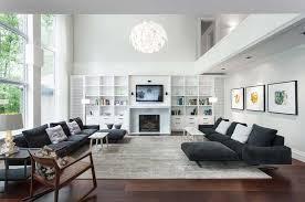 wohnzimmer regale sensationelle weiße hölzerne im wohnzimmer regale mit kamin tv