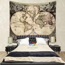 World Map Wall Decor Alluring World Map World Map Wall Large World Map Art World Home