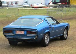 alfa romeo montreal file alfa romeo montreal rear three quarters at schaffen diest in
