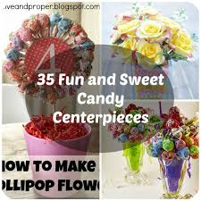 candy basket ideas 35 sweet candy centerpiece ideas for