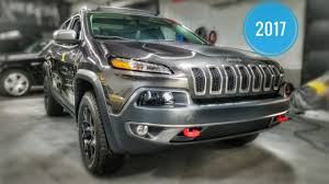 new lexus 2017 jeep 2017 jeep cherokee trail hawk 4x4 msrp 39 005 00 in depth review