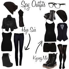 Spy Halloween Costumes Girls Spy Costume Ideas Women Google Spy