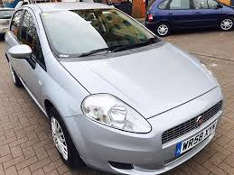 fiat grand punto 2008 1 4 petrol 54k mileage just serviced 1